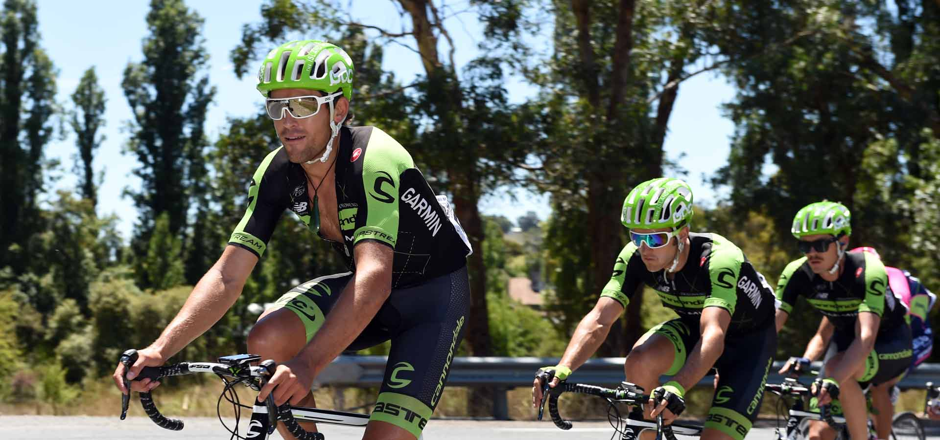 2015 Cannondale-Garmin Pro Cycling Team