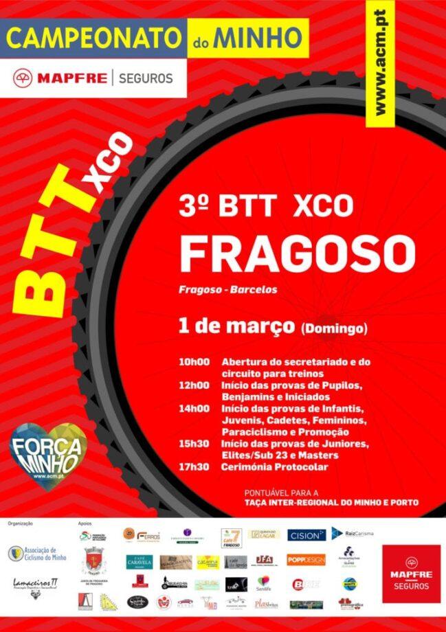 3º BTT XCO de Fragoso