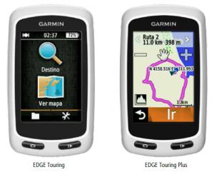 Garmin Edge®  Touring e Edge®  Touring Plus