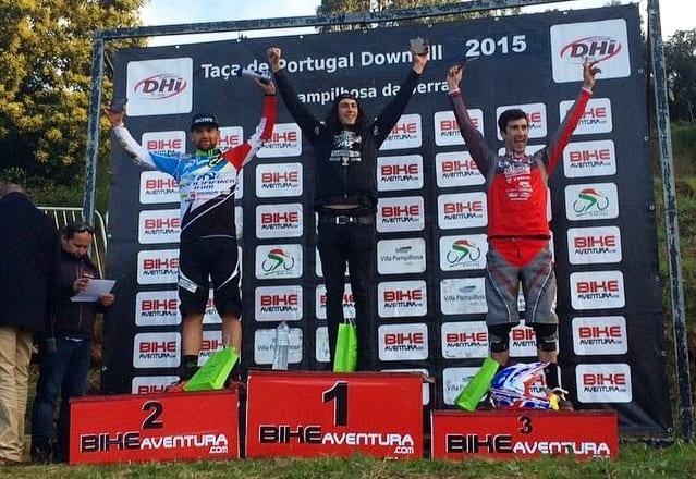 Taça de Portugal de Downhill Josh Bryceland