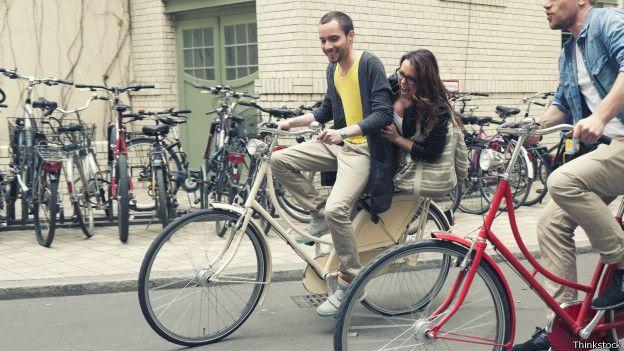 Andar de bicicleta e sexo