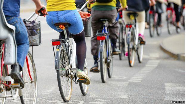 Andar de bicicleta emagrece