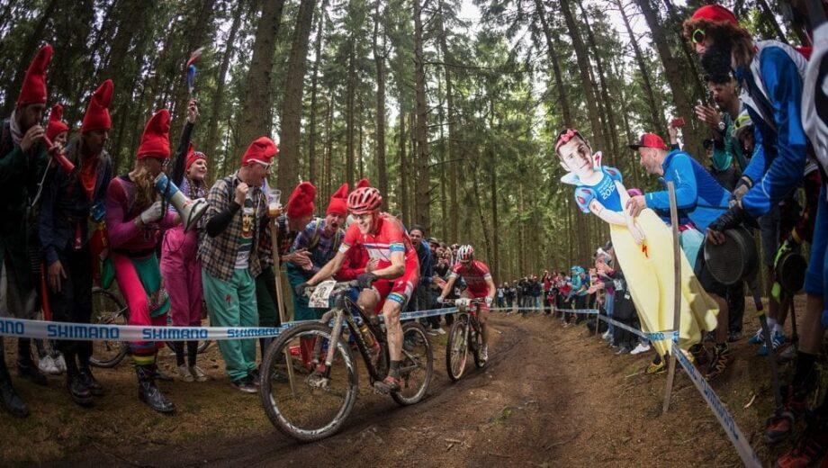 Jaroslav Kulhavy UCI MTB World Cup 2015 Nove Mesto