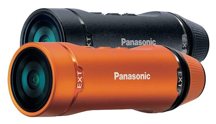 Panasonic HX-A1 Action Cam