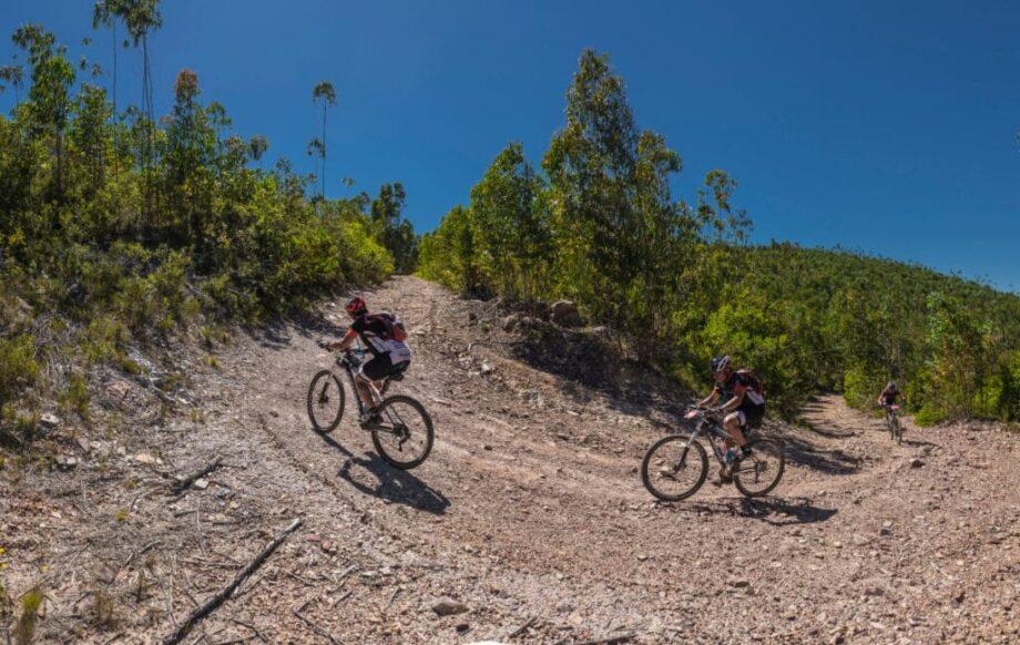 TransPortugalRace 2015 By Garmin Day 7 climb
