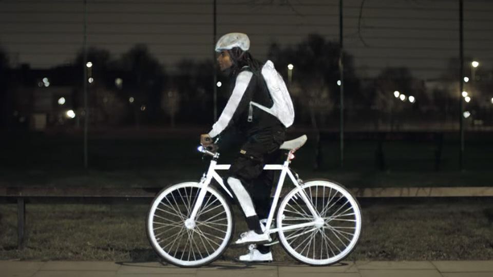 Volvo LifePaint bike men