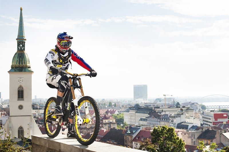 City Downhill World Tour Bratislava