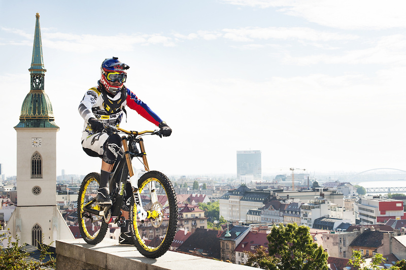 City Downhill World Tour Bratislava