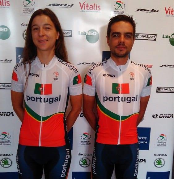 Joana Monteiro e David Rosa