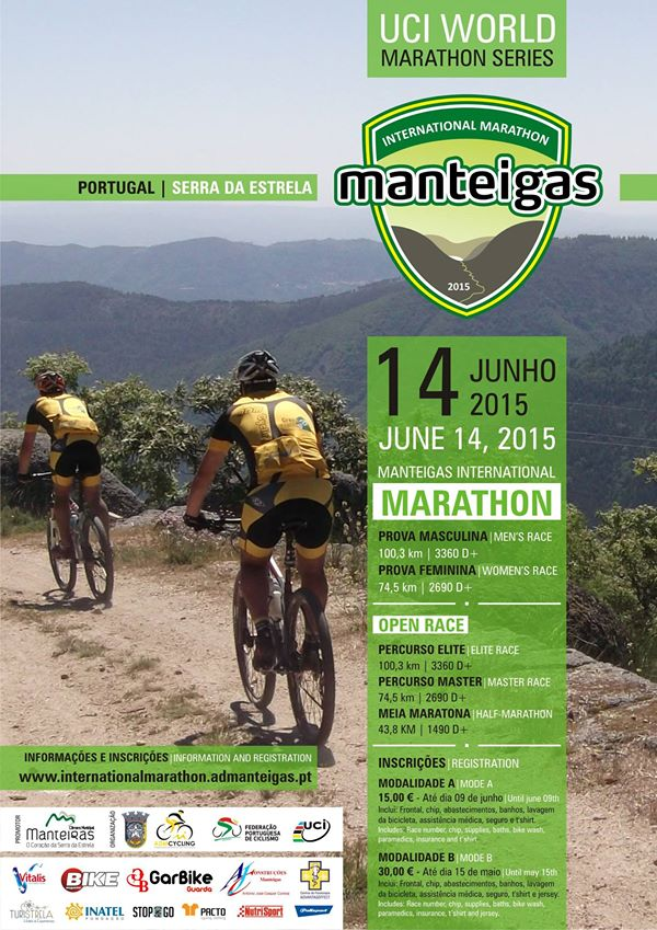 Manteigas International Marathon