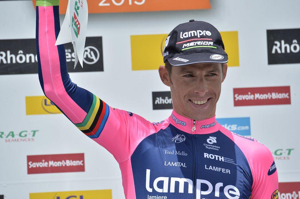 Rui Costa vence a 6.ª etapa no Critérium du Dauphiné 2015 (2)
