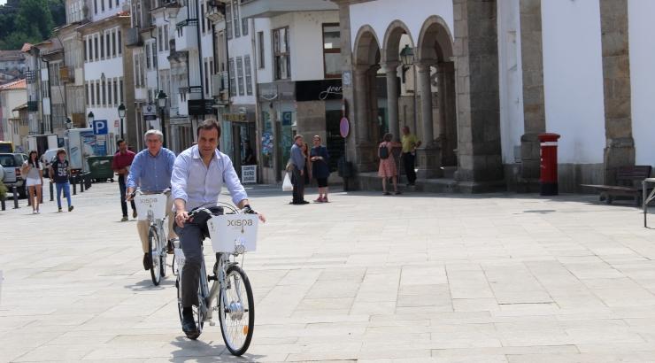 Xispa Bicicleta elétrica bragança