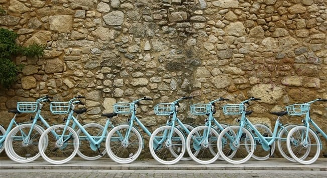 Lisboa vai ter 1400 bicicletas para partilhar