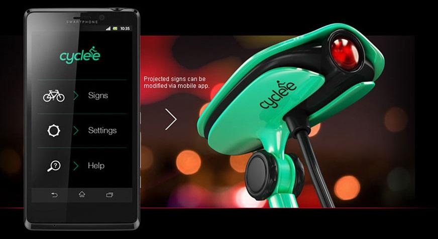 Cyclee app