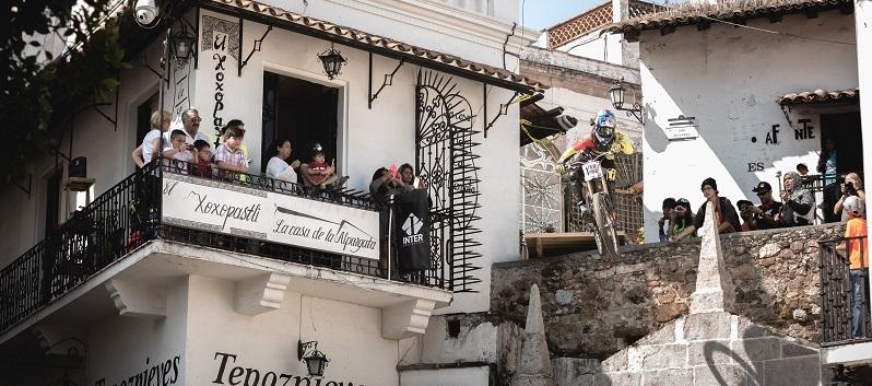 Filip Polc City Downhill World Tour 2015 Taxco