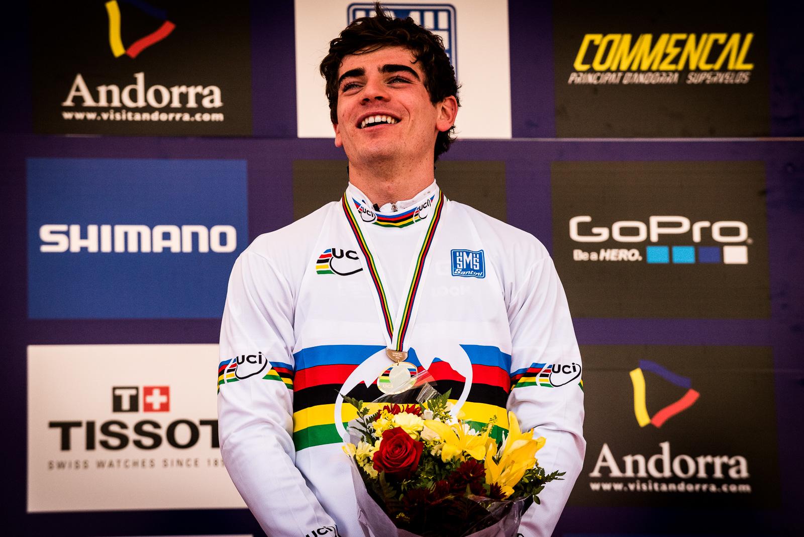 Loic Bruni - Andora World Champs
