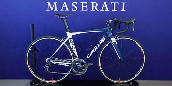 Maserati Cipollini Bond capa