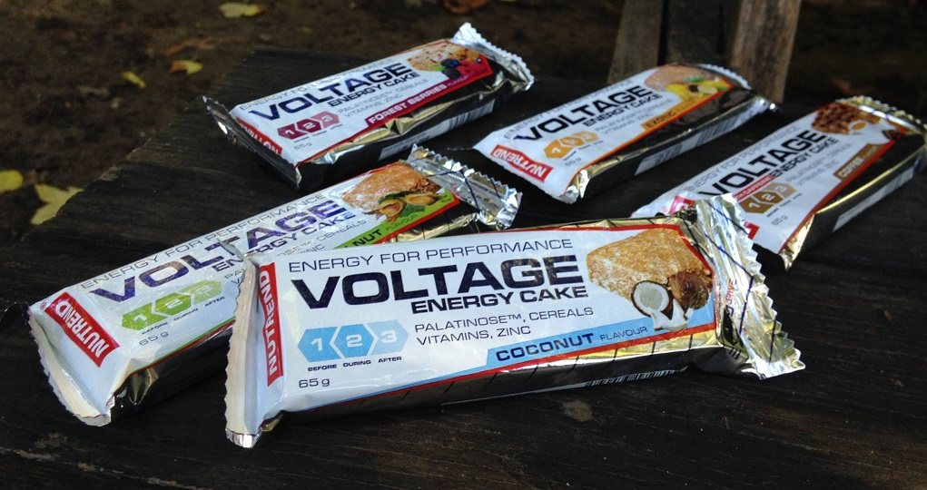 Nutrend Voltage Energy Cake (4)