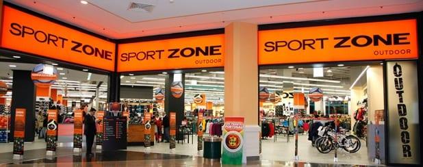 Sport Zone Entrada