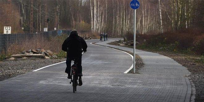 Germany bicycle highways