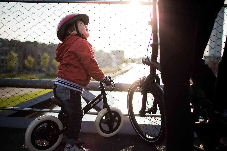 Run Ride btwin kids