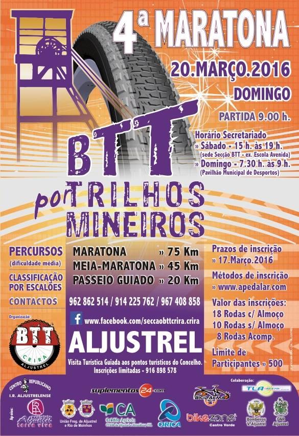 4ª Maratona BTT por Trilhos Mineiros