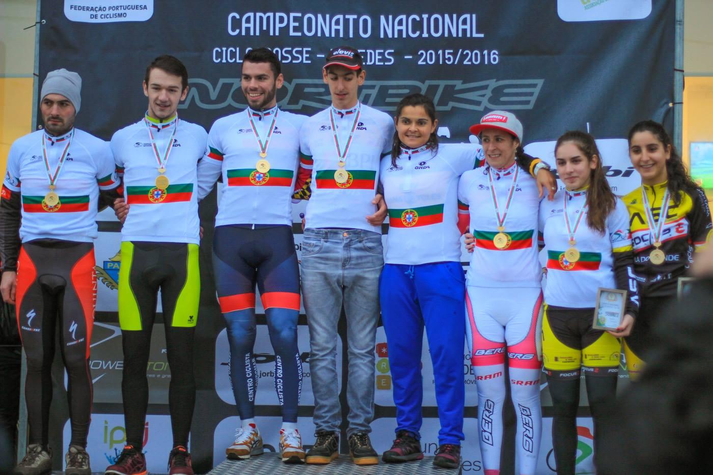 Campeonato Nacional de Ciclocrosse 2015 2016