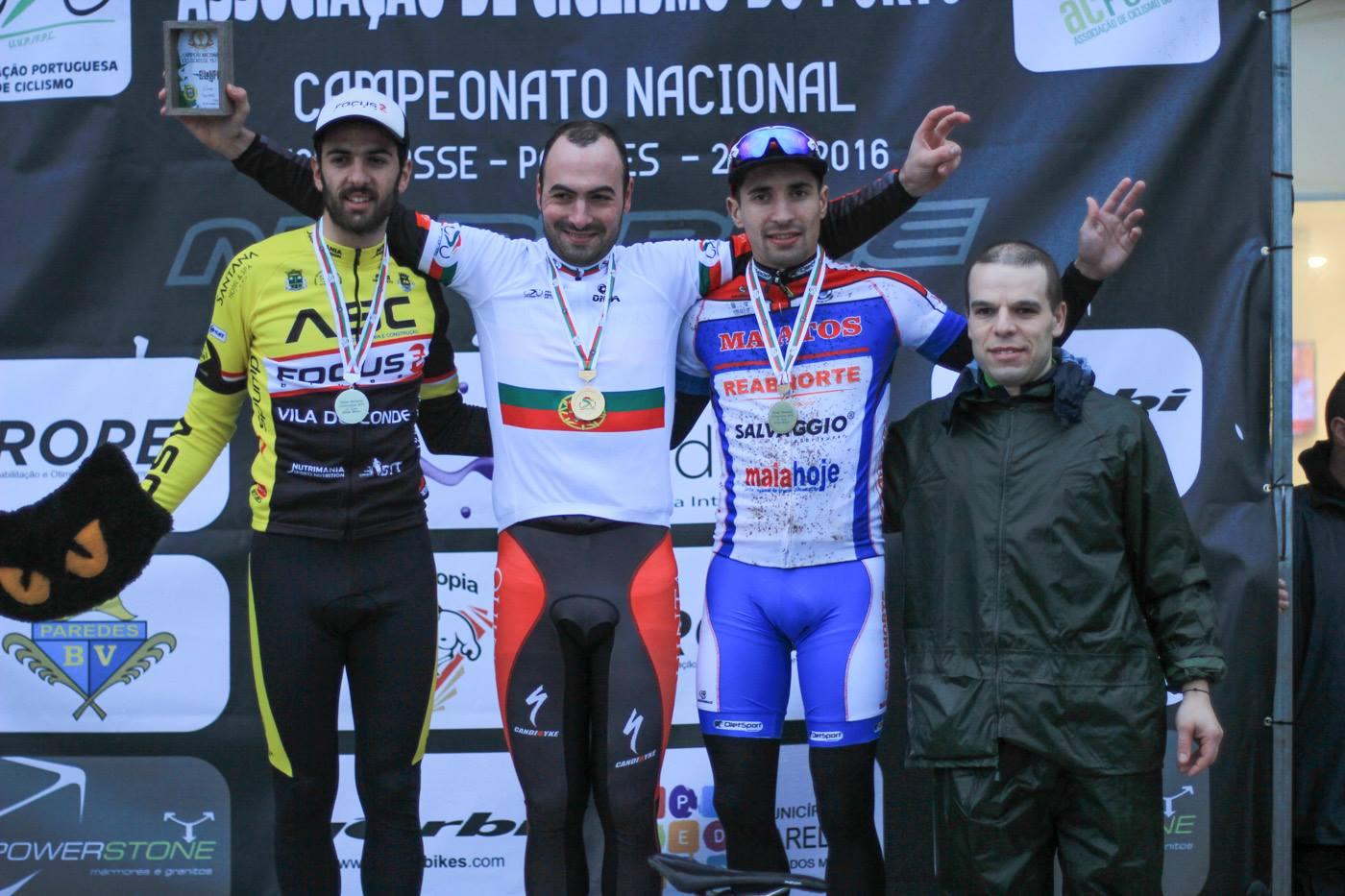 Campeonato Nacional de Ciclocrosse 2015 2016 masculino