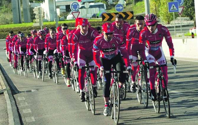 Ciclismo Benfica