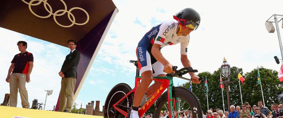 Ciclismo Rio 2016 Portugal