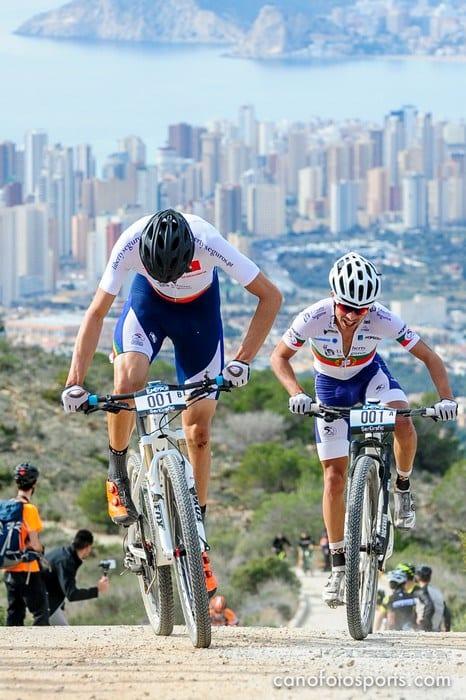 David Rosa e Tiago Ferreira Costa Blanca Bike Race 2016