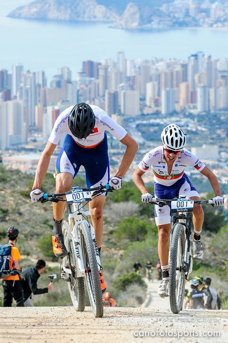 David Rosa e Tiago Ferreira Costa Blanca Bike Race 2016