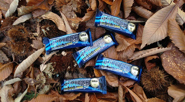 GoldNutrition Endurance Bar Banana