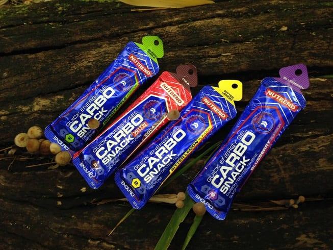 Nutrend CarboSnack Gel (1)