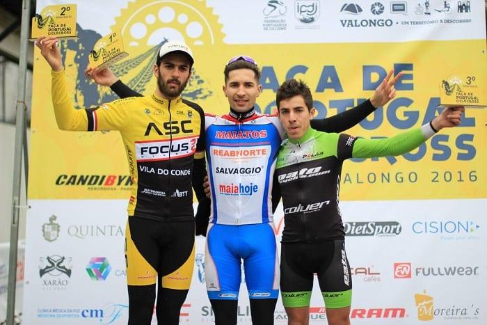 Ricardo Marinheiro conquista da Taça de Portugal de Ciclocrosse