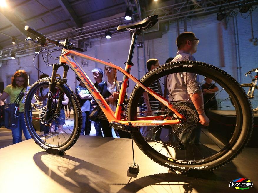 Tropix Factory Team 2016 David Rosa Bike