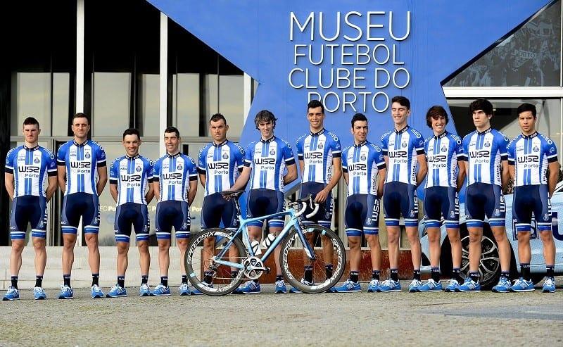 Ciclismo: Apresentação da W52-FC Porto
