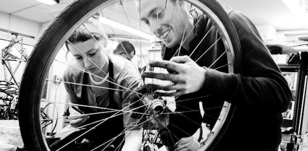 manutenção da sua bicicleta