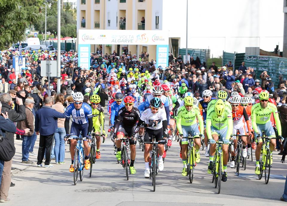 42ª Volta Algarve 2016
