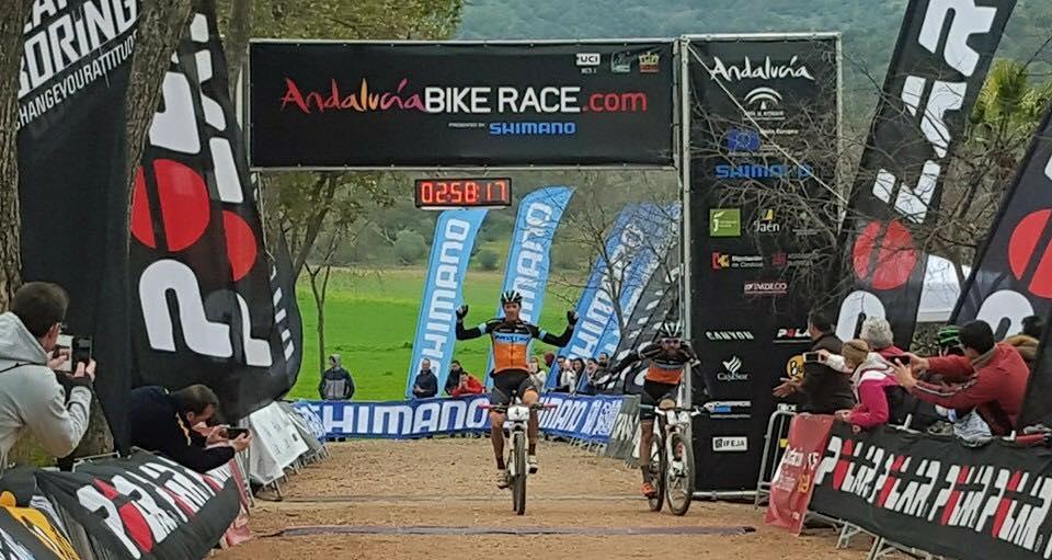 Andalucia Bike Race Tiago Ferreira