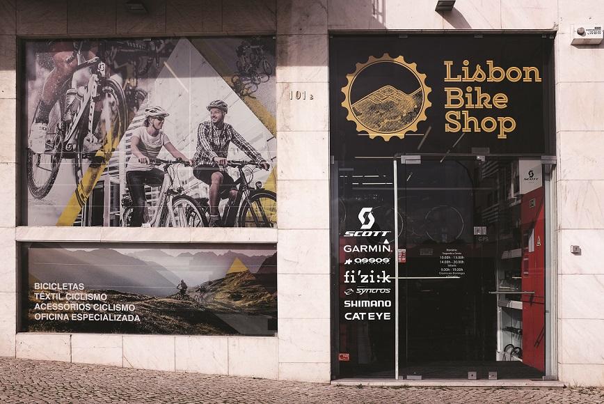 Lisbon Bike Shop