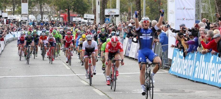 Marcel Kittel vence a primeira etapa Volta ao Algarve 2016