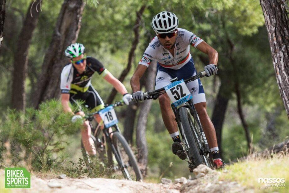 Salamina Island Bike Race David Rosa