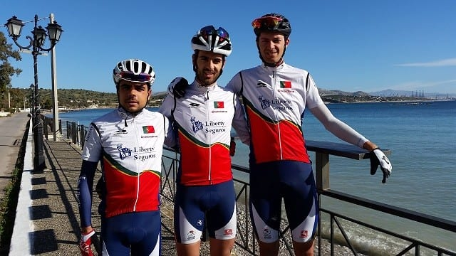 Salamina Island Bike Race Portugal