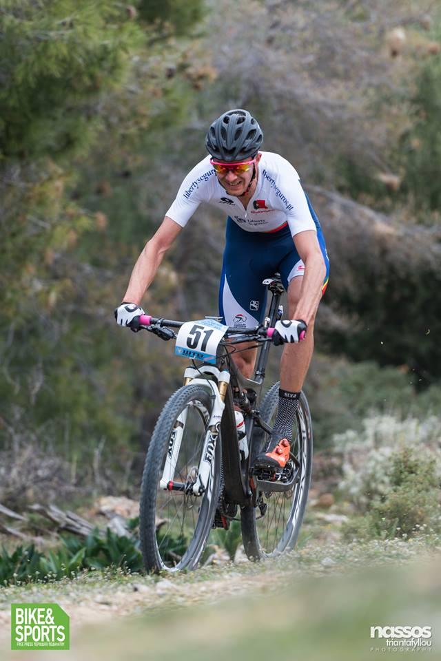 Salamina Island Bike Race Tiago Ferreira