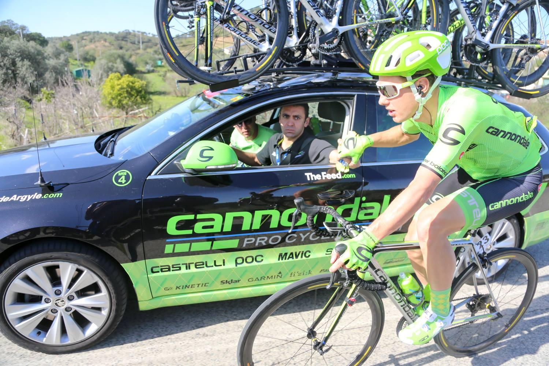 Volta ao Algarve 2016 Cannondale