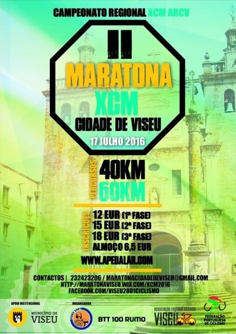 2ª Maratona XCM Cidade de Viseu