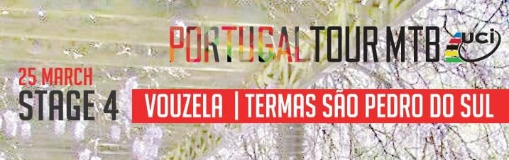 4.ª etapa do Portugal Tour MTB