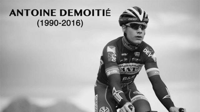 Antoine Demoitie ciclist