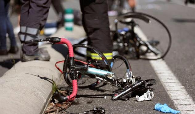 Dois ciclistas mortos em atropelamento